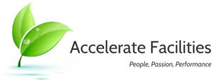 Accelerate Facilities UK Logo