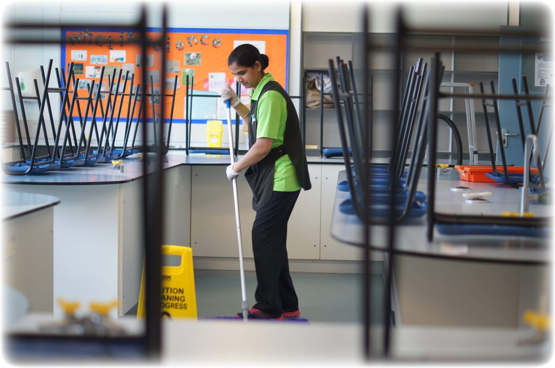 Education Cleaning